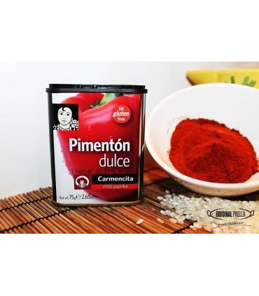 Pimenton dulce lata 75 g