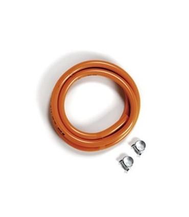 Tubo flexible para gas butano