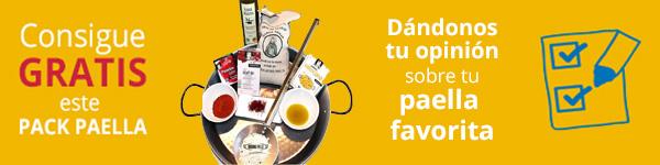 estudio gustos y preferencias de la paella, elige tu paella favorita
