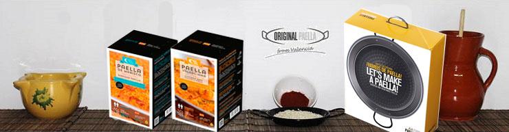 original paella valencienne