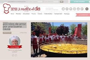 originalpaella.es y www.alquilerpaellerasgigantes.es con el grupo dia