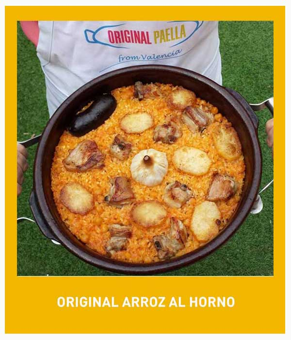 receta original del arroz al horno paso a paso con fotografias, video y pdf descargable