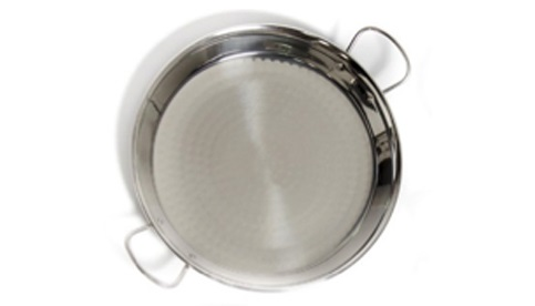 stainless steel paella pans