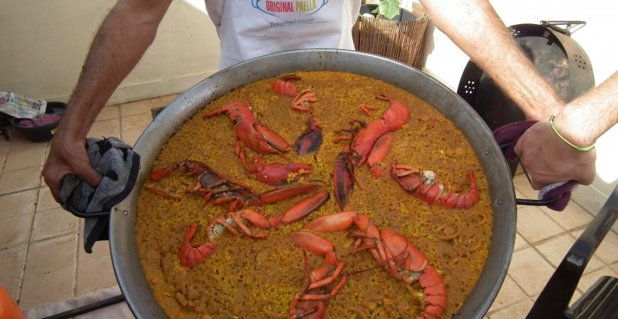 Guia facil arroz con bogavante