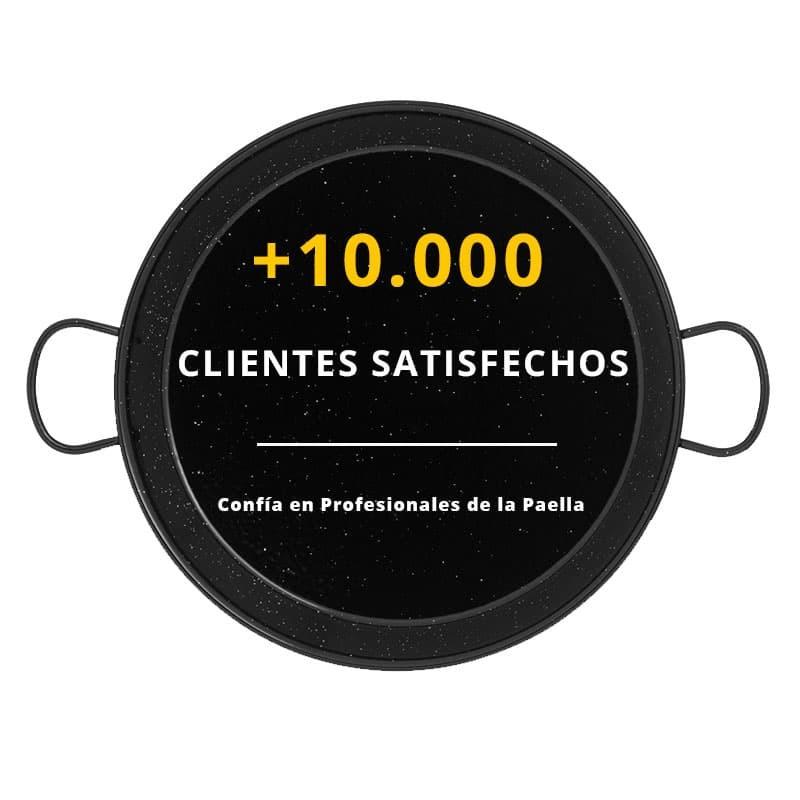 Original Paella la satisfacción de nuestros clientes nuestra razón de ser